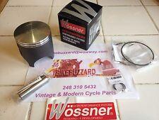 Yamaha YZ250 YZ 250 Wossner Piston Pin Rings Clips Kit 1976 77 78 79 NEW!