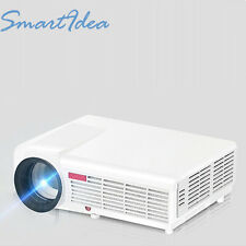 SmartIdea 5500lumens Full HD LED 3D Home Cinema Projector 1280x800 1080P LCD Dig