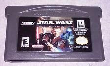 GAME BOY ADVANCE Star Wars: Episode II Attack of the Clones| Cartridge Only