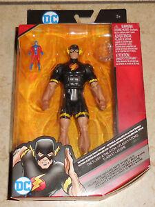 Walgreens Mattel Multiverse TDKR the FLASH Figure & ATOM No Bruce Wayne Head