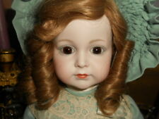 Lovely K*R Mein Liebling 117n Vintage Bisque Reproduction Doll