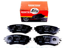 BRAND NEW MINTEX FRONT BRAKE PADS SET MDB3386 (REAL IMAGES OF THE PARTS)