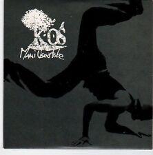 (EM226) K-os, Man I Used To Be - 2005 DJ CD