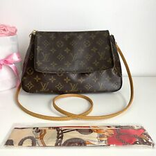 Authentic Louis Vuitton Monogram Canvas Mini Looping Handbag SD0053