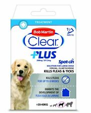 Bob Martin Clear Plus+ Spot On - New to the market - Large Dogs