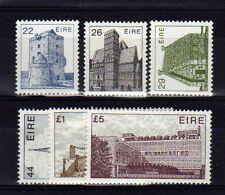 IRLANDE - EIRE Yvert n° 487/492 neuf sans charnière MNH