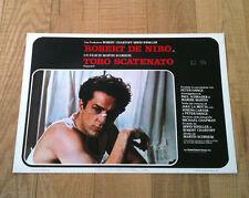 TORO SCATENATO fotobusta poster Robert De Niro Scorsese Box Raging Bull M36