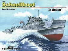 Schnellboot In Action by Squadron / Signal 14035