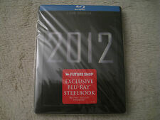 2012 Blu-ray Steelbook B.New Sealed Canada