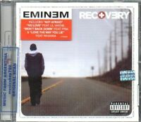 EMINEM RECOVERY SEALED CD NEW 2010 EXPLICIT VERSION