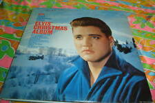 ELVIS PRESLEY ELVIS CHRISTMAS ALBUM ORIGINAL RCA NIPPER