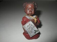 Sarah's Attic 1993 Limited Edition Jaleesa Figurine Rare
