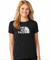 Studio Ghibli The No Face Fan Print Mashup adults T shirts Black