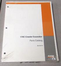 Case 170C Crawler Excavator Parts Manual Catalog 8-4114 1997