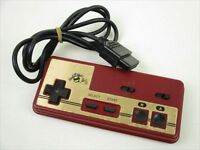 Famicom NES Controller Pad HUDSON JOY CARD HC 62-4 Working Tested Japan 2625
