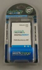 Digital Energy Battery and Charger Desktop Kit for Blackberry JM1