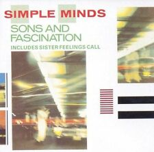 Simple Minds Sons and fascination (1981) [CD]