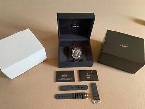 TUDOR Pelagos Men's Black Watch - M25600TN-0001