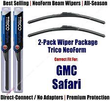2pk Super-Premium NeoForm Wipers fit 1985-2005 GMC Safari - 16180x2