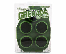 Army Grenade Silicone Ice Chocolate Soap Jelly Cake Mold Mould Novelty FUN Party