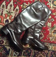 Planet Stylish Leather Women's Boots Size 8 Great Condition
