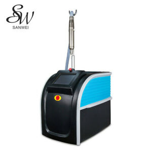 Professional 755nm Pico Laser Machine Tattoo Removal Spot And Pore Removal
