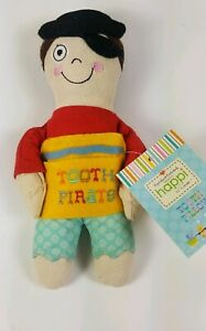 Tooth Fairy Pirate Doll