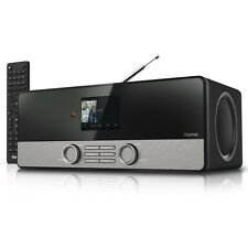 Hama DIR3100 Internetradio Digitalradio DAB DAB+ FM Wifi WLAN LAN USB Spotify