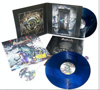 Magnum - Escape From The Shadow Garden 2 LP Blue Marbled Vinyl + CD Limited NEW