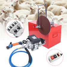 Electric Shearing Machine Clipper Shears 360 Rotate Sheep Goats Farm Machine Us