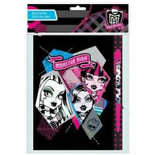 Diario y Bolígrafo Monster High