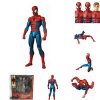 "Spider-Man Amazing Comic Version 6"" Action Figure Medicom Mafex 075 Marvel Toys"