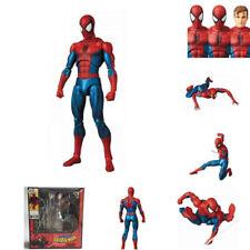 "Amazing Comic Version 6"" Spider-Man Toys Action Figure Medicom 075 Marvel Toys"