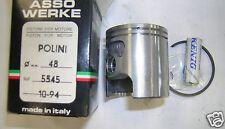 BB 5545 Pistone ASSO Polini Gilera Piaggio SFERA ZIP  70 cc Diametro 48 mm sp.12