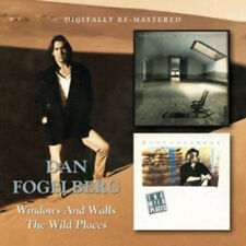 Dan Fogelberg : Windows and Walls/Wild Places CD (2012) ***NEW***