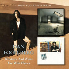 Dan Fogelberg : Windows and Walls/Wild Places CD (2012) ***NEW*** Amazing Value