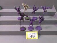 Warhammer 40,000 Adepta Sororitas Sisters of Battle Metal Seraphim 48-489