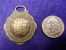 """NEAT VTG ANTIQUE (GLOBE) POCKET WATCH FOB, GOOD TOWN CHAIRS FOR HOME & BUSINESS"""""""