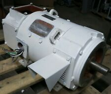 Ge Kinamatic Dc Motor 10hp Motor 25003000 Rpm Dpfg Bv Cd216atc No Covers