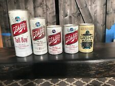 Vintage Schlitz Beer Cans 5