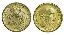 pci0482) Regno Vittorio Emanuele III Lire 2 Buono Fiera Milano 1928