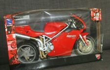 New Ray 1:6 scale diecast model motorcycle Ducati 998 1/6 new in box 916 748