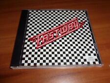 Self Titled By Fastway (CD 1983 Columbia) Original RARE