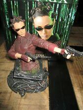 Matrix-Gentle Giant- Buste Niobe au pistolet-neuf-Edition limitée&numérotée-2004
