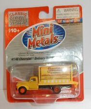 CMW 30390 Chevrolet 41//46 Delivery Truck Pabst Blue Ribbon Beer HO Scale 1:87