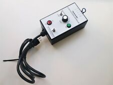 120 VAC To DC Motor Speed Controller For 95-135 VDC PM DC Motors Up To 3 HP