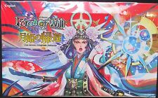 Force of Will - FOW  -  The Moon Priestess Returns Booster SEALED Box