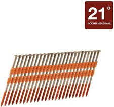 Hitachi 1000-Count Hot Dipped Galvanized Rough Surface Framing Pneumatic Nails