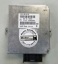 Mercedes Benz S Class 221 Chassis 2007-2009 Phone Module