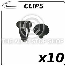 Clips Trim Clips 8,2 MM For Renault Clio II/Kangoo/Trafic Part Number 10017 10PK